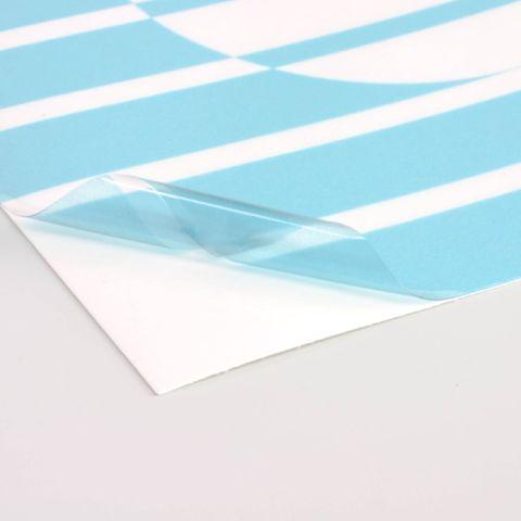 Bestel Statisch hechtende PVC-folie voor glas ondergronden